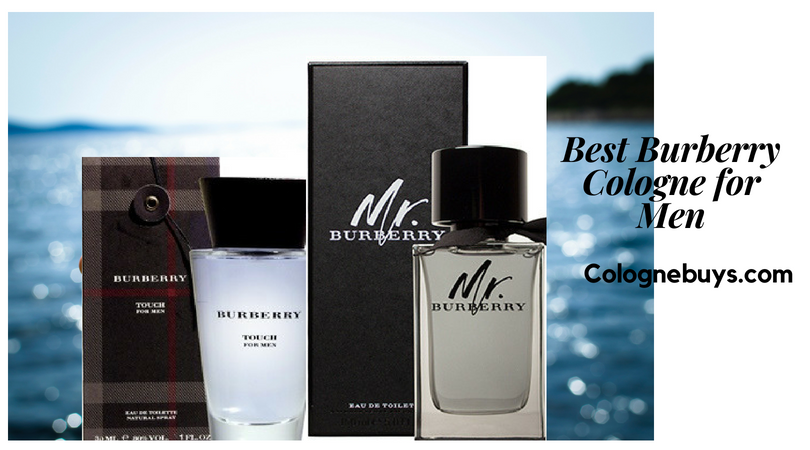 new burberry cologne for men