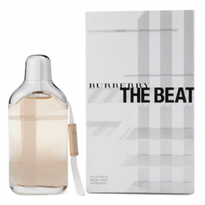 Burberry The Beat Perfume with Packaging