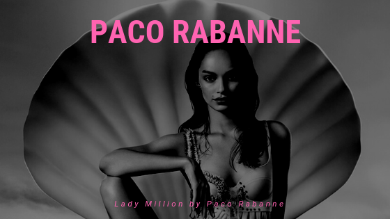 Top Paco Rabanne for women Lady Million