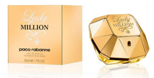 Paco Rabanne Lady Million with box