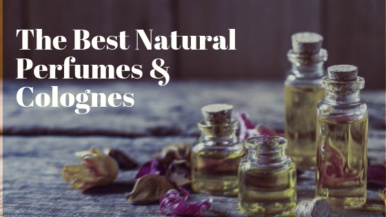 Best natural cologne and perfumes